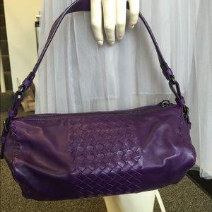 1f9578c34d99 Bottega Veneta Bags - Used Bottega Veneta Violet Purse